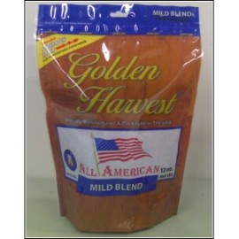 Golden Harvest Pipe Tobacco Mild Blend (Light) 1 lb.