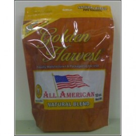 Golden Harvest Pipe Tobacco Natural Blend 1 lb.
