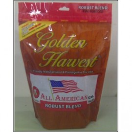 Golden Harvest Pipe Tobacco Robust (Full Flavor) 1 lb.