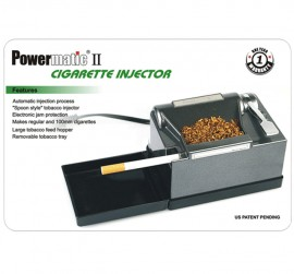 Powermatic II Cigarette Injector